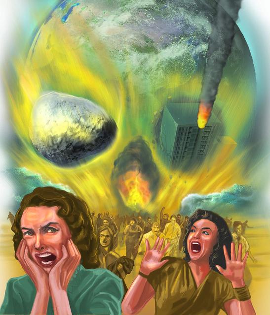 disasterfilm rocketraygun kelvin chan