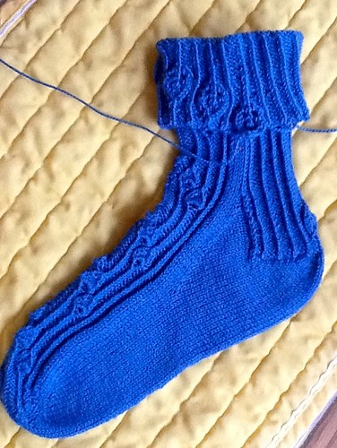 Lady try amour socks