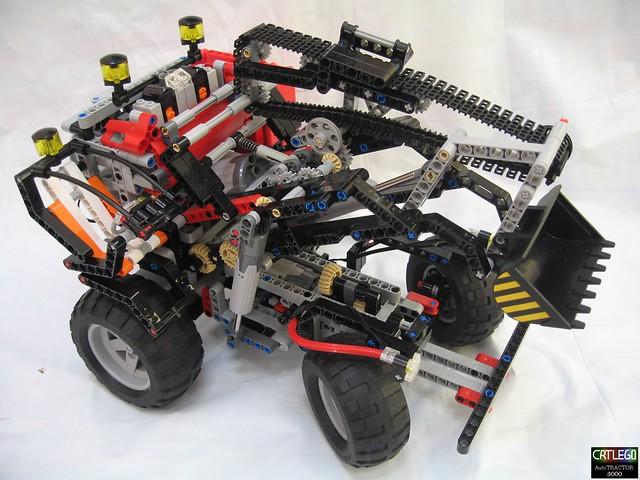 AutoTRACTOR 3000