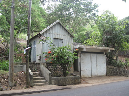 Civil Status Office in Little Town