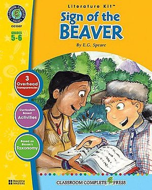 Sign of the Beaver Literature Kit