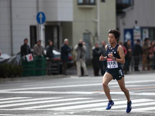 東洋大学 田中貴章選手 #2