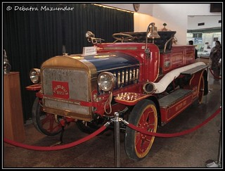 Morris Fire Engine
