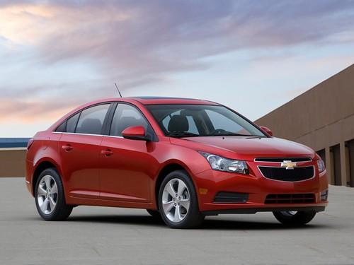 2012 Chevrolet Cruze- Front View- Burton, Ohio
