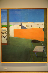 2011-12-17 Palo Alto, Stanford University 113 Museum of Art, Richard Diebenkorn - Window