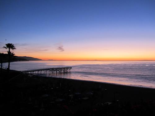 dawn in the Cove