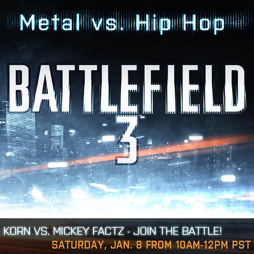 PlayStation Home - Battlefield 3 Event