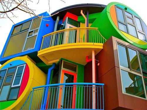 三鷹天命反転住宅, Reversible Destiny Lofts MITAKA, Tokyo, Japan