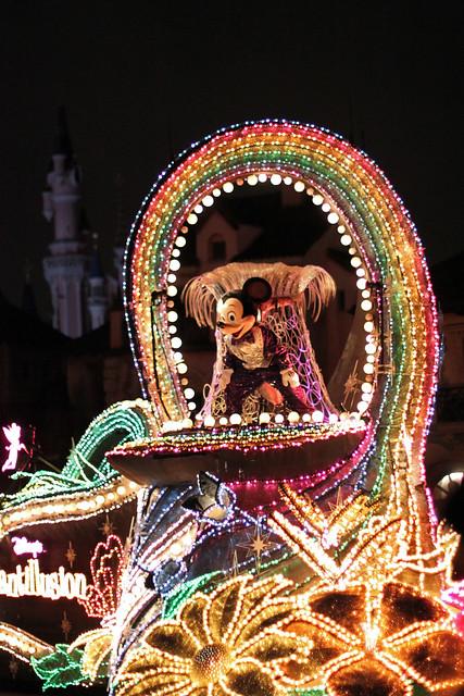 Disney's FantIllusion Parade