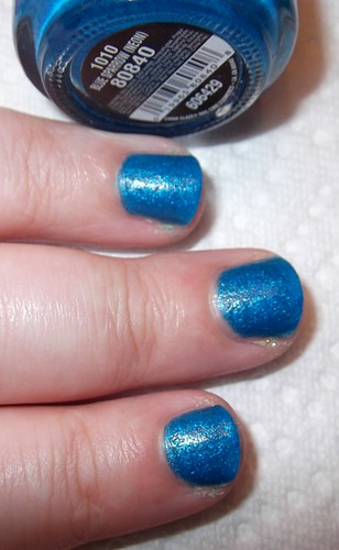 China Glaze: Blue Sparrow
