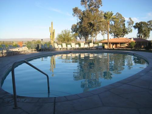 Rancho de los Caballeros Pool