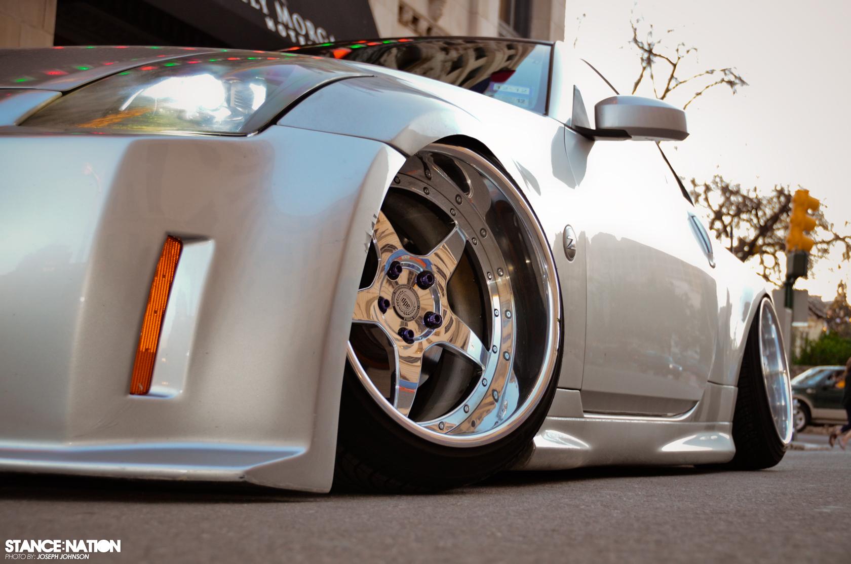 Как сделать колеса кривыми