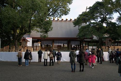 熱田神宮 本殿
