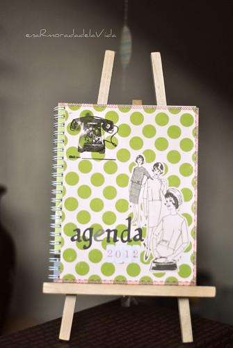 agenda 2012 retro green