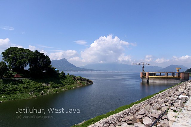 The Jatiluhur Lake