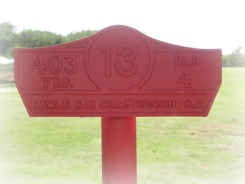 Hawaii Kai Golf Course 145b