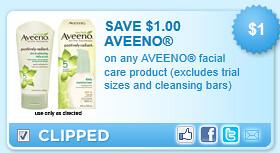Aveeno Hair Care Or Body Wash Coupon