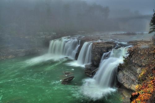 fog cherokeecounty fortpaynealabama littleriverfalls alabamawaterfalls blanchealabama littlerivernationalpreservelittleriverlookoutmountiandekalbcounty