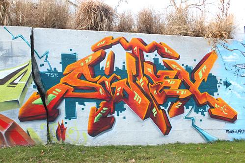 Sintex Graffiti