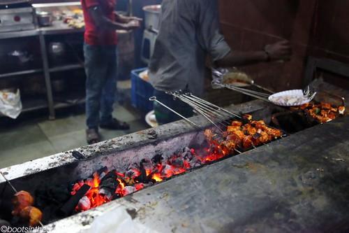 Ayub's Chicken Kebab