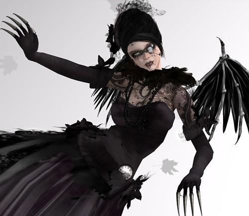 The Raven Dress I
