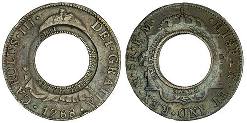 ANA 1813-Australia-holey-dollar