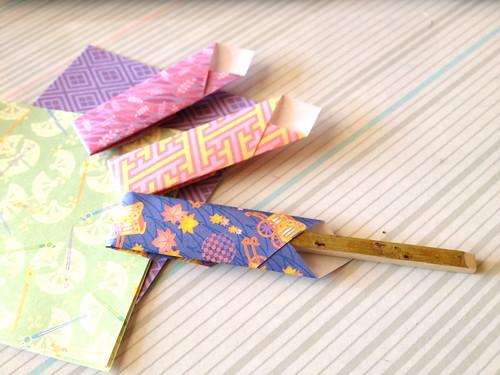 簡単 折り紙 爪楊枝入れ 折り紙 : hp.hana-neko.com