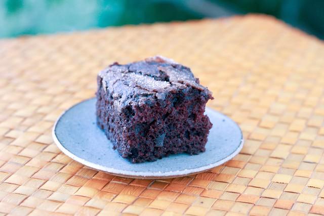 Vegan Cocoa Cake