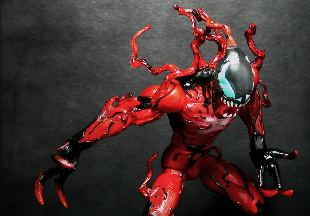 Ultimate Carnage (Diamond Select Toys) | Flickr - Photo ...Ultimate Carnage Marvel Select
