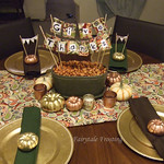 BLOG Table Setting