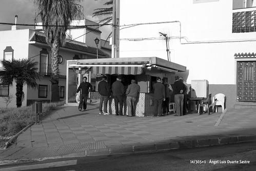 14/365+1   La oficina by Ángel L. Duarte