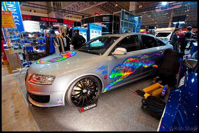 Tokyo Auto Salon Vehicles-410