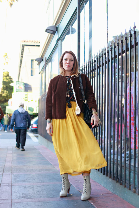 angelinaM - san francisco street fashion style