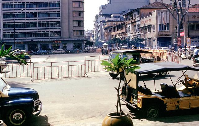 Saigon 1973 - Caravelle Hotel
