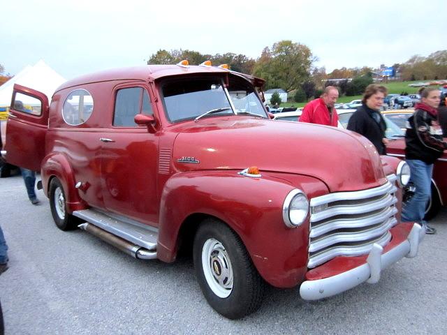 1953 Chevrolet Panel Truck Craigslist Autos Post