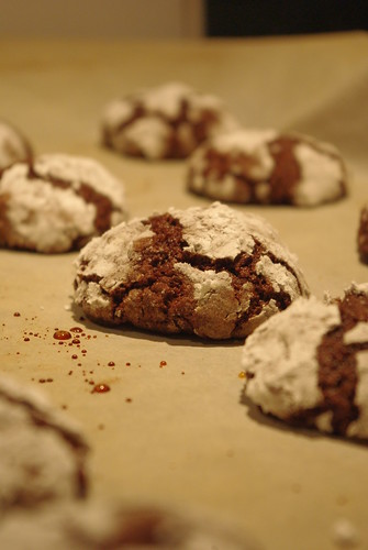 Chocolava Cookies by SashaWarner