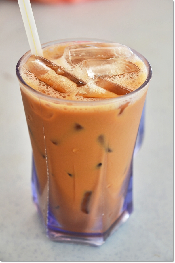 Iced White Coffee