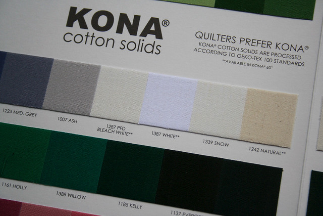 kona card whites