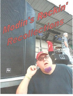 Modin's Rockin' Recollections (Logo)