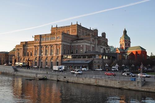 2011.11.10.301 - STOCKHOLM - Strömbron - Kungliga Operan, Sankt Jacobs kyrka