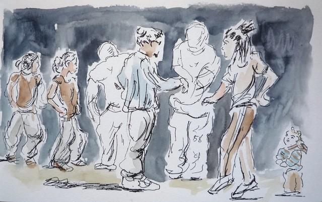 Sketchcrawl 34-009
