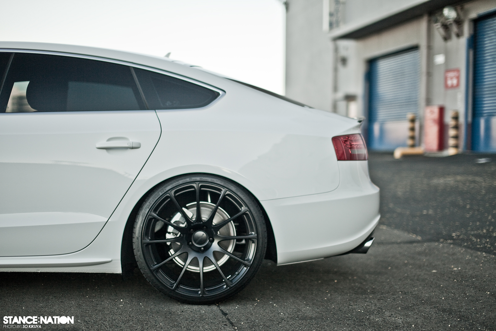 S5 Sportback Spoiler Who Wants One Any Other