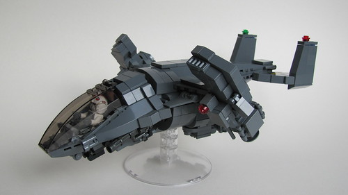 DARKWATER Talon Dropship V-1.1