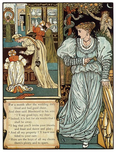004-Bluebeard- 1896-1902-Walter Crane- University of Florida