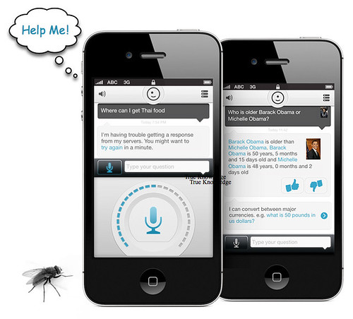 Evi - Artificial Intelligence App