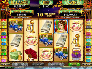 Glitz and Glamour Slot Free Spins