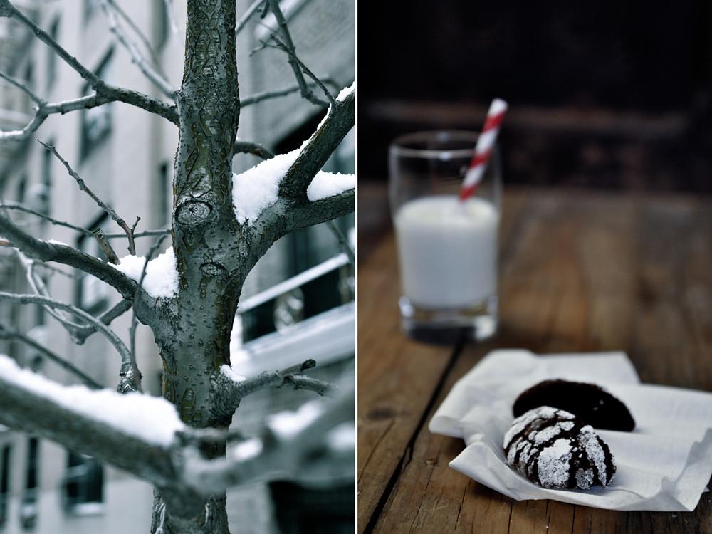 Snow-Cookies