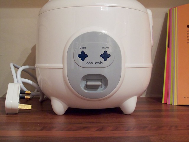 Rice Cooker Face