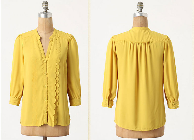 Anth blouse