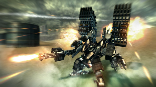 Armored Core V for PS3
